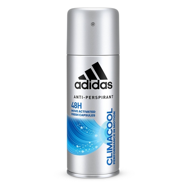 2er adidas Climacool Damen Deodorant Spray,  (2 x 150 ml)